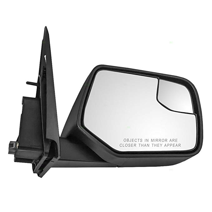 Passengers Power Side ビュー ミラー with Blind Spot ガラス テクスチャー リプレイスメント for Ford Mercury SUV AL8Z-17682-AA (海外取寄せ品)