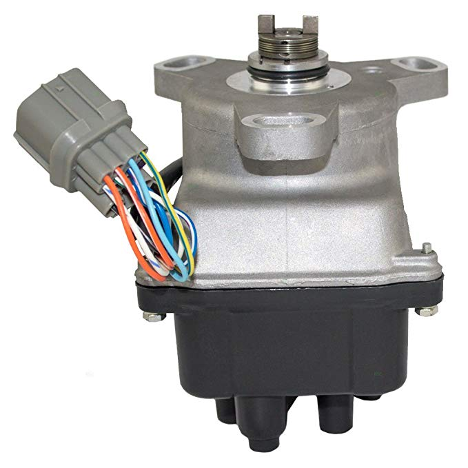 TEC Type Ignition Distributor リプレイスメント for Acura 30100-P75-A03 (海外取寄せ品)