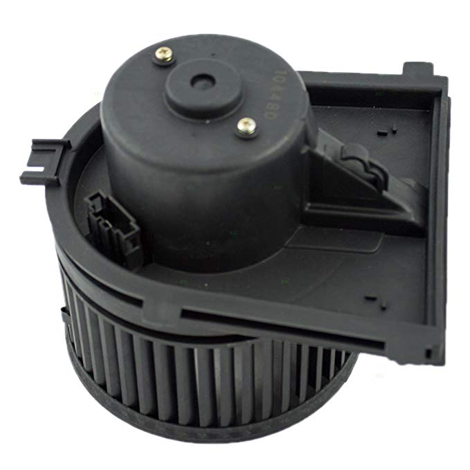 HVAC Blower モーター ファン Assembly リプレイスメント for Audi TT Volkswagen Jetta New Beetle Golf GTI 1J1819021C (海外取寄せ品)