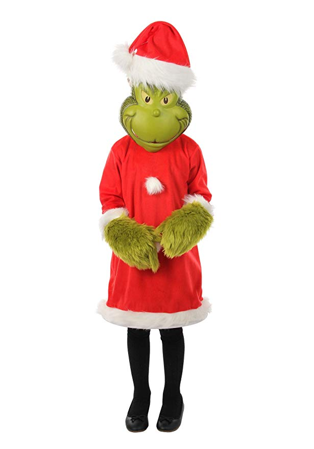 The Grinch with サンタ Deluxe Deluxe キッズ コスチューム with マスク マスク ラージ/X-ラージ (海外取寄せ品), 犬 BBQ 看板 ネットの店キートス:da6d3637 --- officewill.xsrv.jp