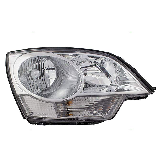 Passengers Headlight Headlamp リプレイスメント for Saturn Chevrolet SUV 22886834 (海外取寄せ品)