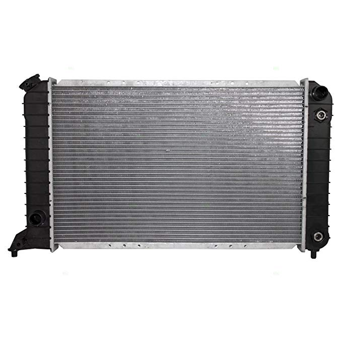 Radiator Assembly リプレイスメント for Chevrolet GMC Isuzu Pickup Truck 8-89040-307-0 (海外取寄せ品)