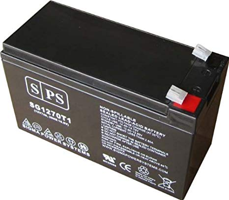 12V 7Ah (From SPS) APC Model BE500U UPS リプレイスメント Battey 「汎用品」(海外取寄せ品)