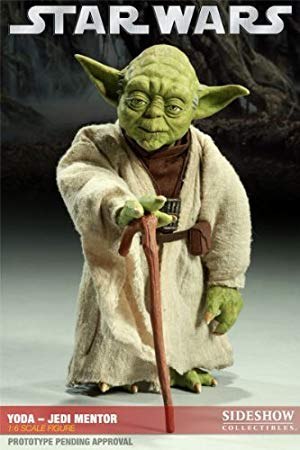 Sideshow Exclusive ヨーダ Yoda - ジェダイ Mentor スターウォーズ Star wars Sixth Scale Figure by Sideshow (海外取寄せ品)