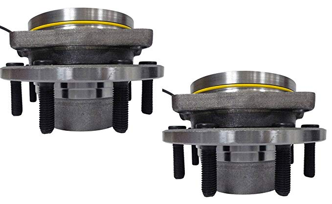 Bapmic 515116 フロント Wheel Hub Bearing Assembly for Ford ( パック of 2 ) (海外取寄せ品)