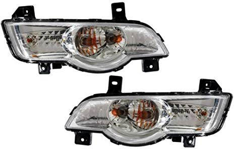 Chevy Traverse リプレイスメント Turn Signal Light Assembly - 1-ペア (海外取寄せ品)