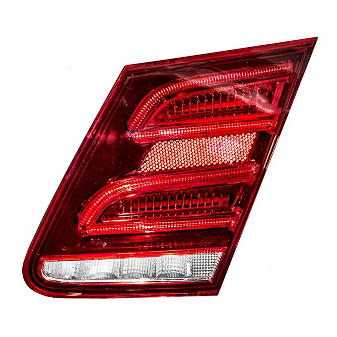 Passengers Taillight Tail ランプ Lid Mounted レンズ リプレイスメント for Mercedes-Benz セダン 2129063057 (海外取寄せ品)