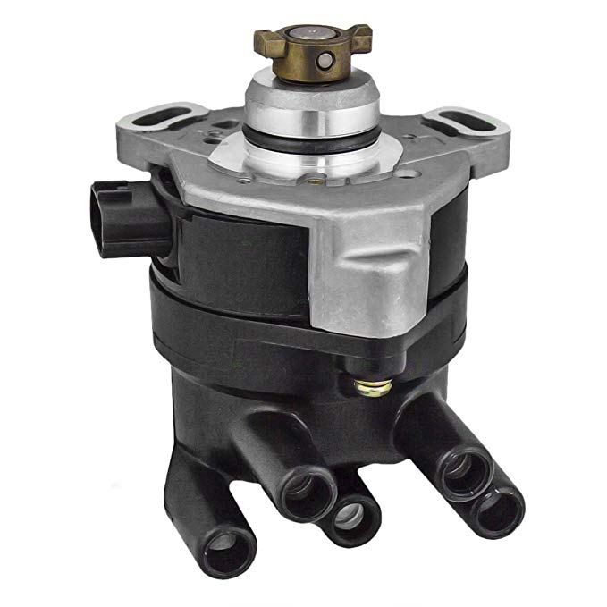 Ignition Distributor リプレイスメント for Nissan 22100-1E420 22100-1E400 (海外取寄せ品)