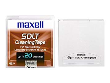 Maxell Super DLT - cleaning cartridge (183710) - (海外取寄せ品)