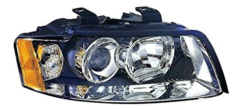 Go-Parts ≫ Compatible 2002-2005 Audi A4 Quattro フロント Headlight Headlamp Assembly フロント ハウジング/レンズ / カバー - Right (Passenger) Side - (4 Door; セダン + 4 Door; Wagon) 8E0 941 030 F AU2503113 (海外取寄せ品)