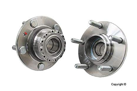 SKF BR930399 Axle Bearing And Hub Assembly (海外取寄せ品)