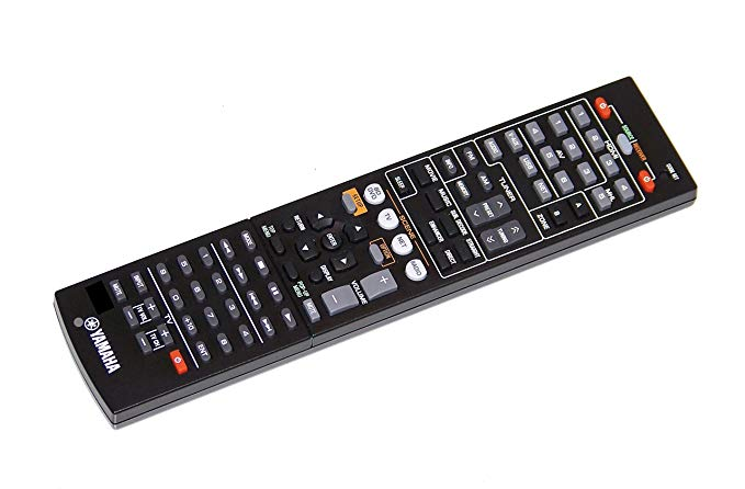 OEM ヤマハ Remote Control Specifically for RXV371, RX-V371, YHT393, YHT-393, YHT395, YHT-395 (海外取寄せ品)