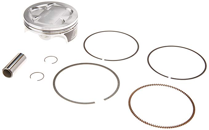 Wiseco 4982M08300 83.00mm 13:1 Compression 290cc Motorcycle Piston キット (海外取寄せ品)