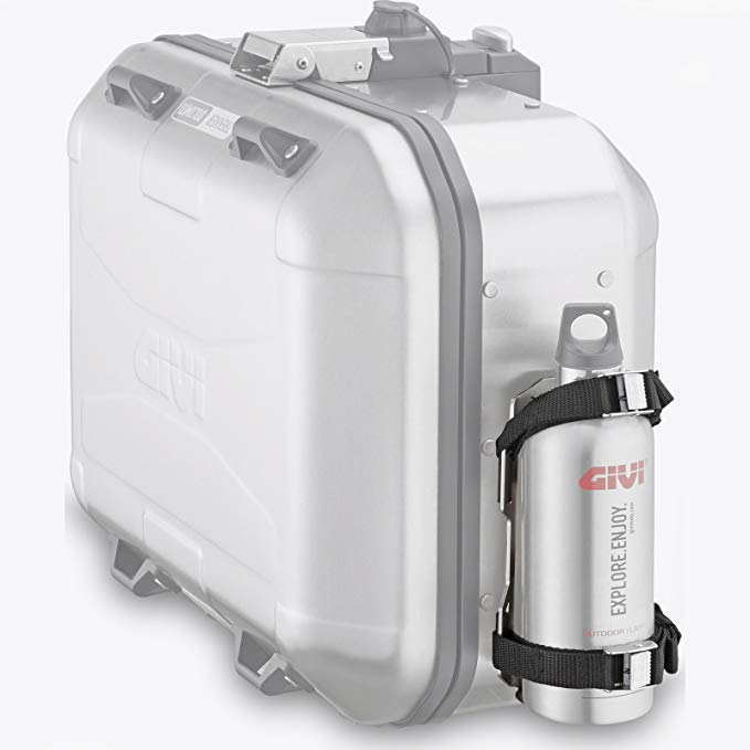 Givi E162 ステンレス スチール Support Bracket for STF500S 500ML THERMAL FLASK (海外取寄せ品)