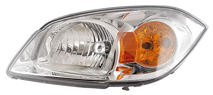 Chevrolet コバルト (Base, Ls,Lt,Ltz Model) Headlight Left Side (海外取寄せ品)