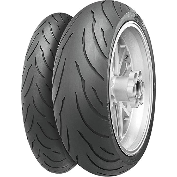 Continental Conti Motion スポーツ ツーリング Rear Tire - 140/ 70ZR-17 (17) 02441610000 (海外取寄せ品)