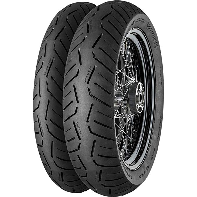 Continental ロード Attack 3 Rear Tire (150/70ZR-17) (海外取寄せ品)