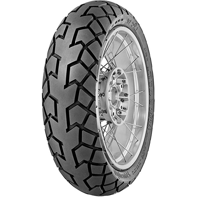 Continental TKC70 Rear Tire (130/80B-17) (海外取寄せ品)
