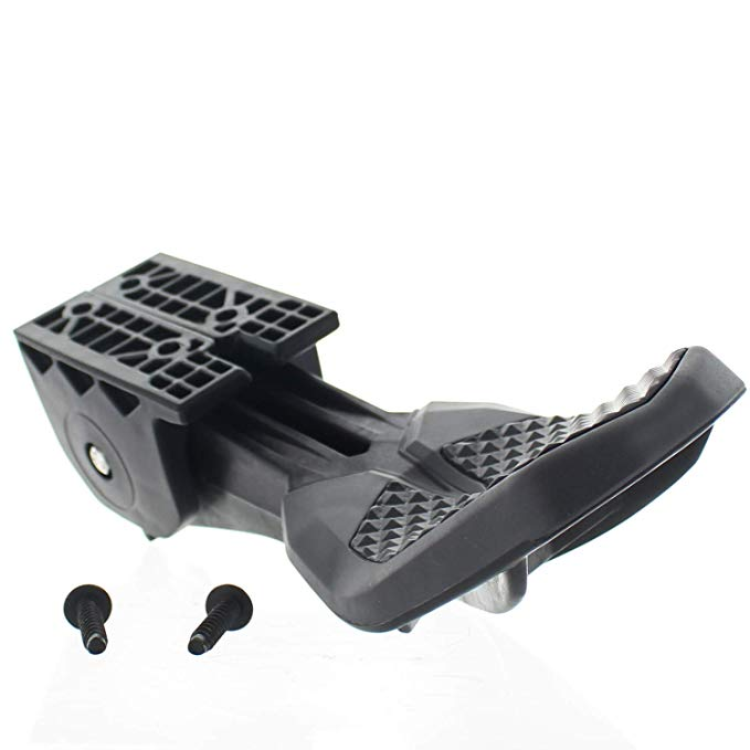 Can-Am New OEM Right Footboard, 705003521 (海外取寄せ品)