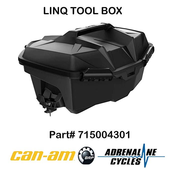CAN-AM LINQ TOOL ボックス 715004301 (海外取寄せ品)