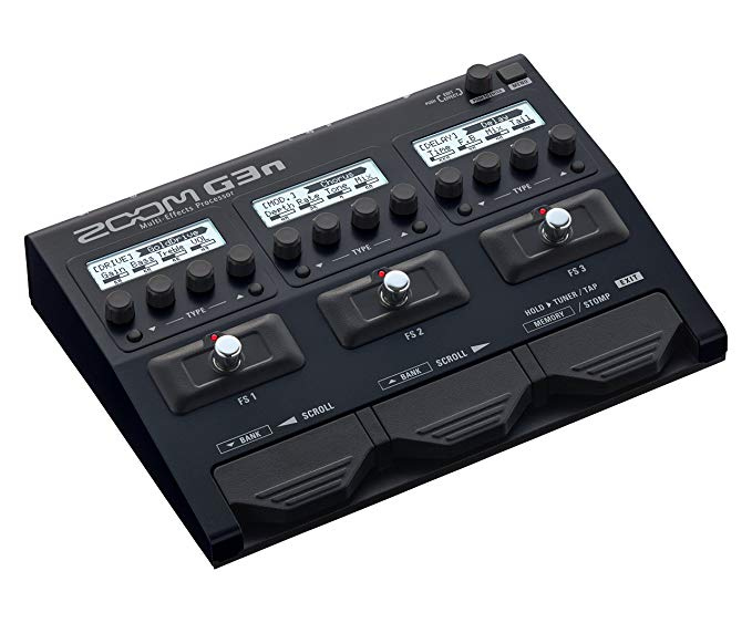 Zoom G3n MultiEffects Processor for Guitar 「汎用品」(海外取寄せ品)
