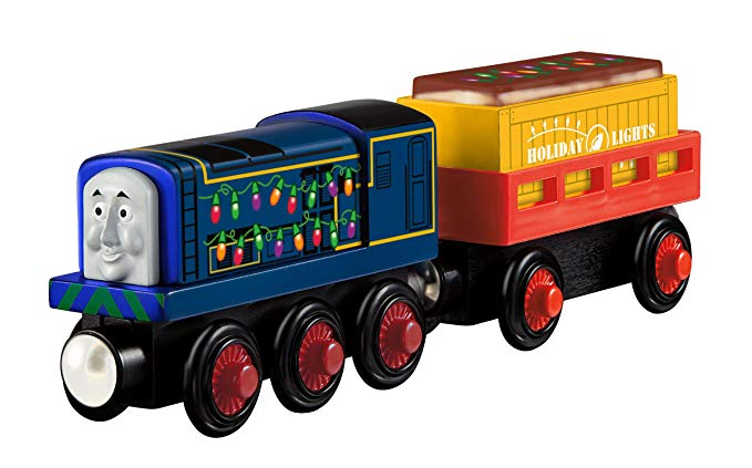 Fisher-Price トーマスアンドフレンズ Thomas & Friends ウッデン Railway, Sidney's ホリデー Special 「汎用品」(海外取寄せ品)