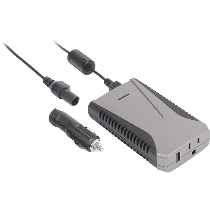 Targus 100 ワット スリム ライン Mobile Inverter (Discontinued by Manufacturer) 「汎用品」(海外取寄せ品)