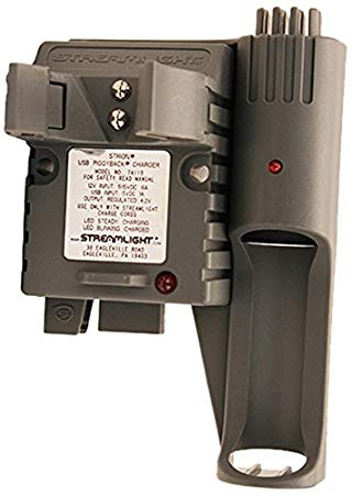 Streamlight Strion USB Piggyback Charger Holder 「汎用品」(海外取寄せ品)