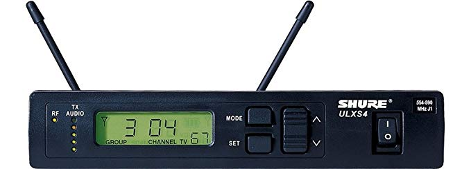 Shure ULXS124/85 コンボ Wireless System, J1 「汎用品」(海外取寄せ品)
