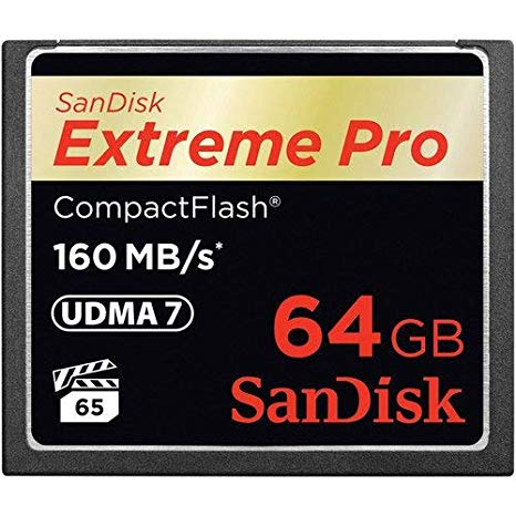 Sandisk SDCFXPS-064G-A46, ExtremePro,160MB/150MB 「汎用品」(海外取寄せ品)