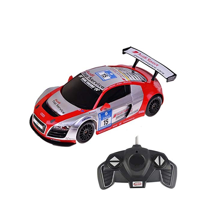 1:18 Scale Audi R8 LMS パフォーマンス Model RC Car (COLOR MAY VARY) 「汎用品」(海外取寄せ品)