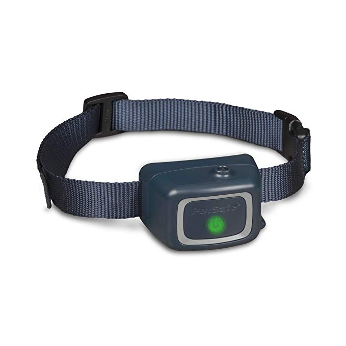 PetSafe Spray Bark Dog Collar, Anti-Bark Device for Dogs 8 lb. & Up, Rechargeable Collar with Disposable Citronella & Unscented Spray Cartridges 「汎用品」(海外取寄せ品)