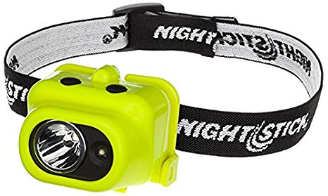 Nightstick XPP-5454G Intrinsically Safe Headlamp, グリーン 「汎用品」(海外取寄せ品)