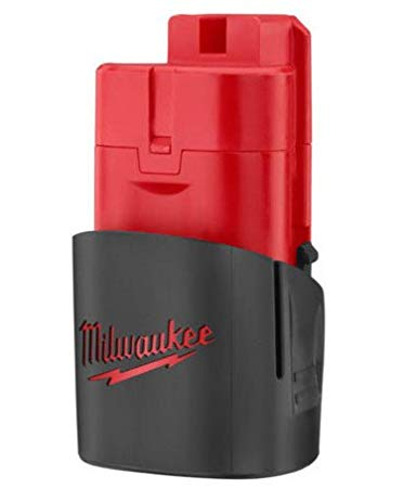 Two Milwaukee 48-11-2401 12-Volt Lithium-イオン Cordless Tool Batteries 「汎用品」(海外取寄せ品)