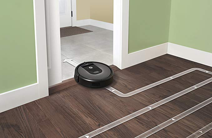 iRobot Roomba 960 Robot Vacuum- Wi-Fi Connected Mapping, Works with Alexa, アイデア for Pet ヘアー, Carpets, Hard フロアー 「汎用品」(海外取寄せ品)