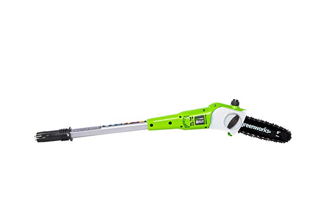 Greenworks 8-インチ 40V Pole ソー Attachment PS40A00 「汎用品」(海外取寄せ品)