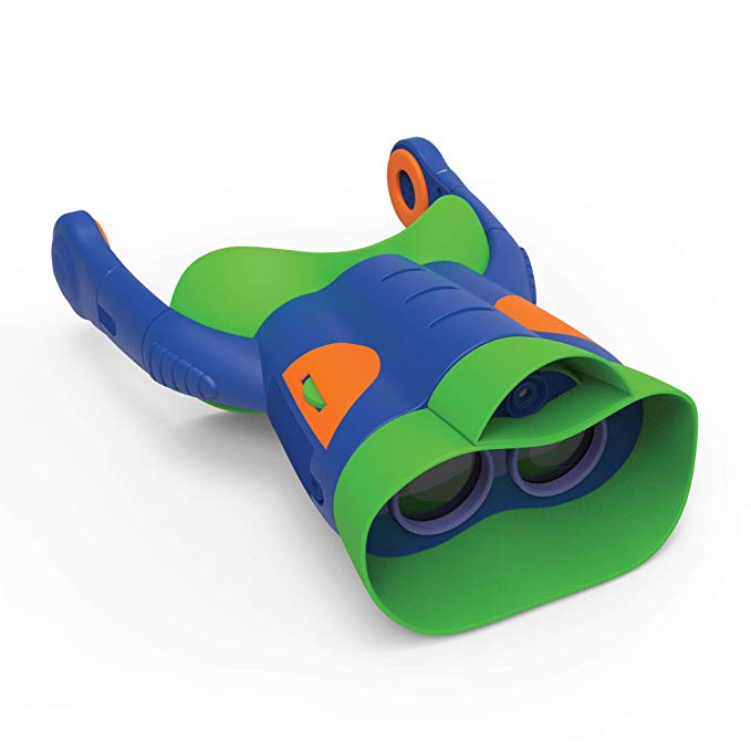 Educational Insights Geosafari Jr. Kidnoculars Extreme 「汎用品」(海外取寄せ品)
