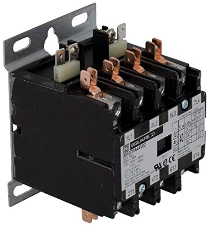 スクエア D 8910DPA44V02 - Replaced by Eaton / カトラー ハマー C25END440A 50mm DP Contactor , 4-Pole , 40 Amp , 120 VAC Coil Voltage 「汎用品」(海外取寄せ品)