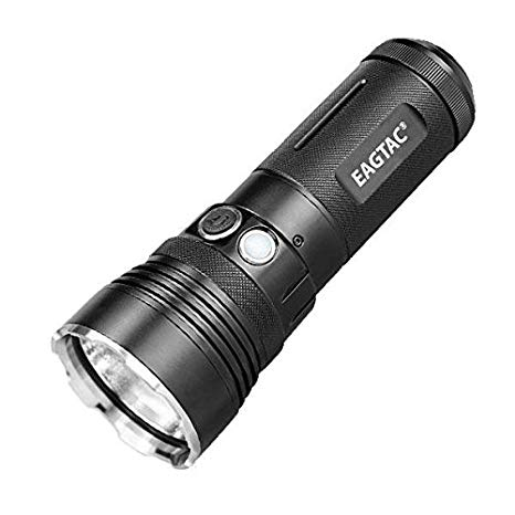 Eagletac MX3T プロ CREE XHP70.2 P2 LED Rechargeable Flashlight -4850 ルーメン 「汎用品」(海外取寄せ品)