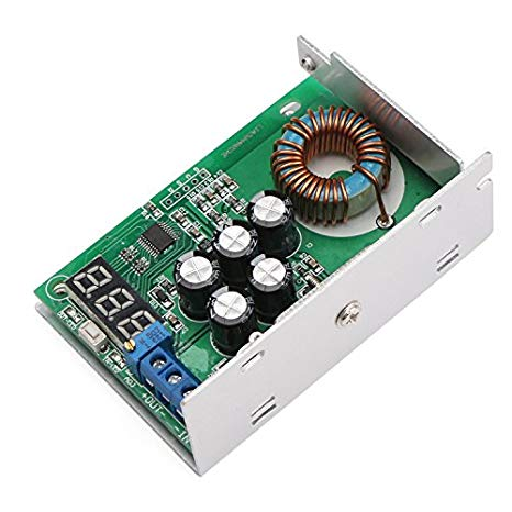 DC Power Converter LED Buck Step Down Power Module In 10A DC 3.5~30V Out 0.8-29V