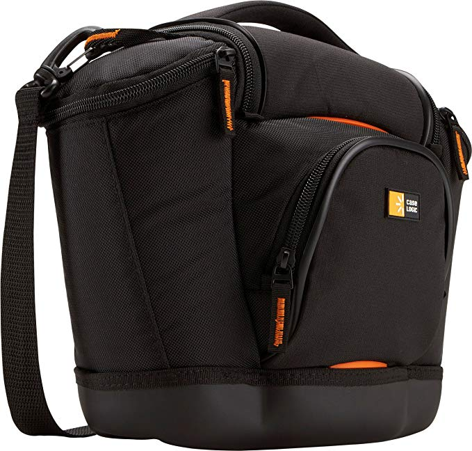 ケース Logic SLRC-202 Medium SLR Camera Bag (Black) 「汎用品」(海外取寄せ品)