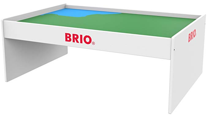 BRIO - 33099 プレイ テーブル | パーフェクト プレイ Environment for Your Toy トレイン セット, for キッズ エイジ 3 and Up 「汎用品」(海外取寄せ品)
