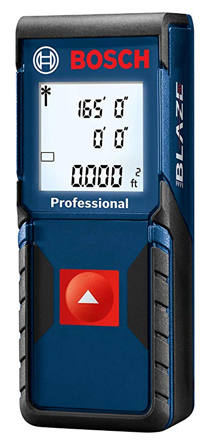 Bosch GLM165-10 Blaze One Laser Distance Measure, 165' 「汎用品」(海外取寄せ品)
