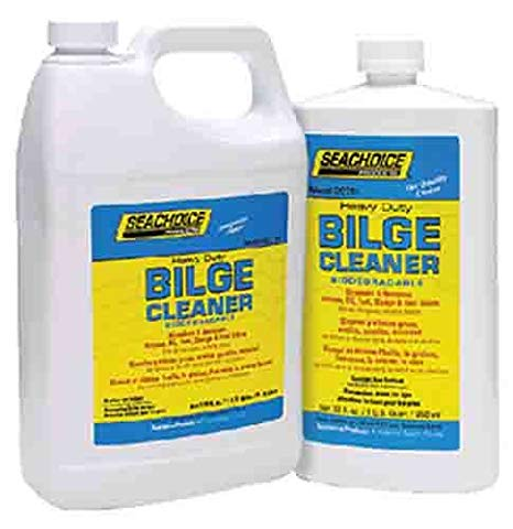Bilge Cleaner (Size: Gallon) By Seachoice プロダクト (海外取寄せ品)