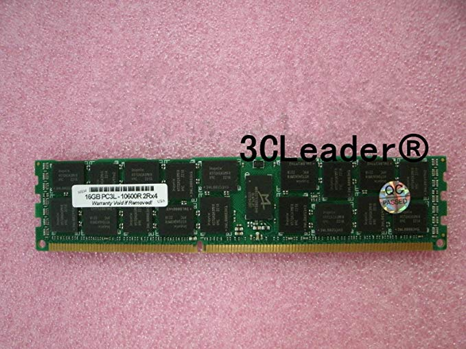 For HP ProLiant DL360p G8 DL380e G8 BL380p G8 647901-B21 16GB PC3L-10600R メモリ memory by 3CLeaderR (海外取寄せ品)