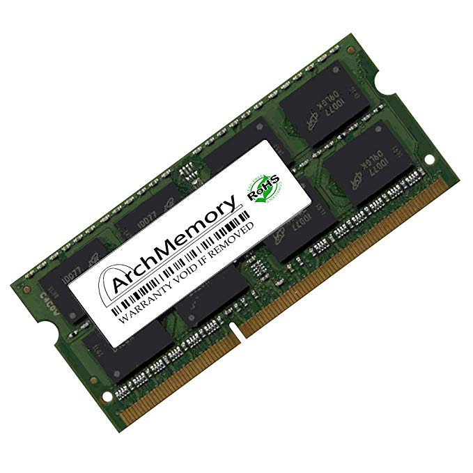 Arch メモリ memory 4GB 204-ピン DDR3 So-dimm RAM for エイスース ASUS A42JC-VX048D (海外取寄せ品):シアター