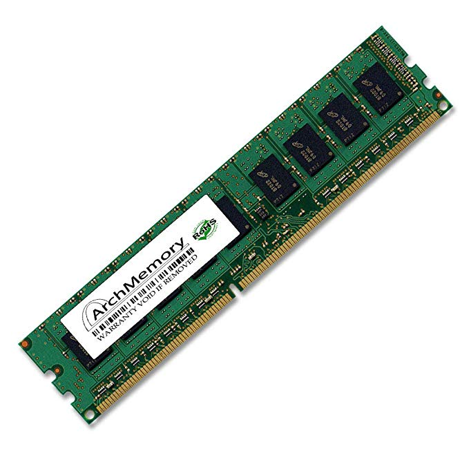 Arch メモリ memory 4GB 240-ピン DDR3 ECC UDIMM RAM for エイスース ASUS RS500A-S6/PS4 Server (海外取寄せ品)