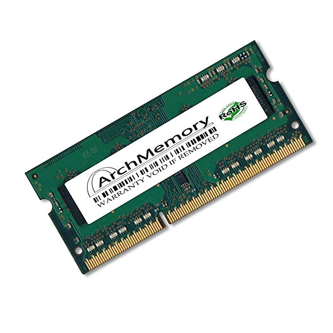 Arch メモリ memory 4GB 204-ピン DDR3 So-dimm RAM for レノボ ThinkCentre M73 Tiny 10AY003KUS (海外取寄せ品)