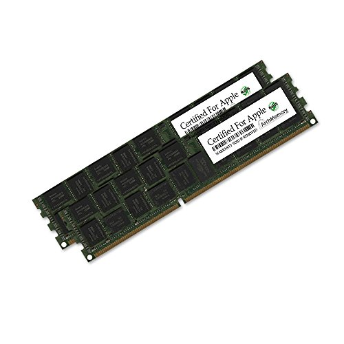 Arch メモリ memory Certified for Apple 16GB (2 x 8GB) 240-ピン DDR3 ECC RDIMM RAM for Mac プロ 6-core 3.5GHz Late 2013 to 2016 MD878LL/A (海外取寄せ品)