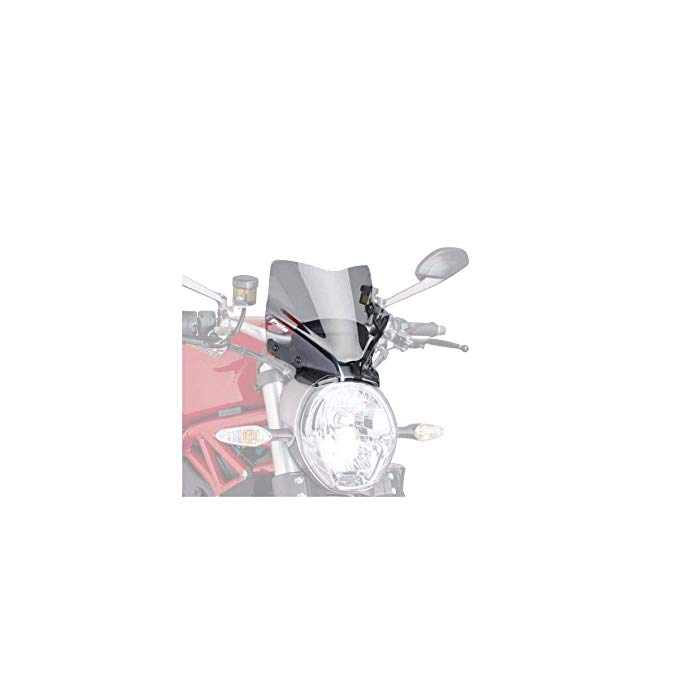 Puig 7013H WindShield (New Generation KTM 1290 Super デューク R 14-16') (海外取寄せ品)
